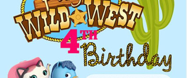 Headline for Sheriff Callie's Wild West Party Supplies And Ideas For Birthday Theme