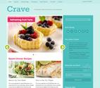 Crave Theme by The Pixelista