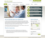 Ellen Mae | Chiropractor WordPress Theme | Chiropractic Websites