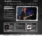 Dagmar | WordPress Band Theme With a Grunge Feel