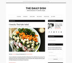 Daily Dish Pro Theme by StudioPress