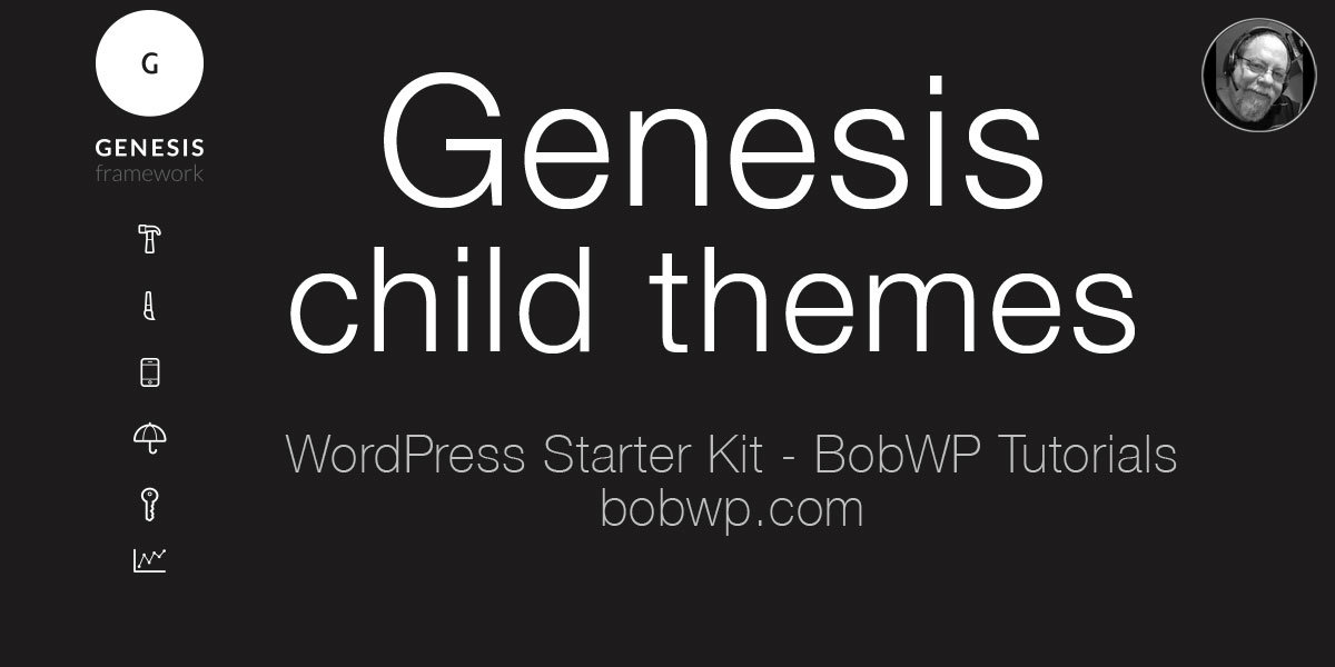 Headline for Genesis Child Themes