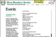 Best Bamboo Socks, Diabetic Socks