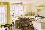 Lime Green Kitchen Decor