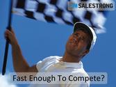 Sales Leads - Responding Fast Enough to Compete? -