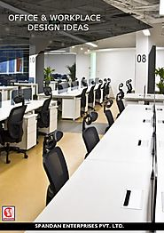 Office and workplace design ideas