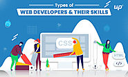 Types of Web Developers and Their Skills