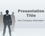 Business Team PowerPoint Template | slidehunter.com