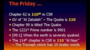 1221 2012 Message from The Quran - YouTube