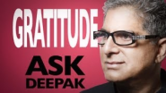 How Gratitude Creates Abundance Consciousness? Ask Deepak! - YouTube
