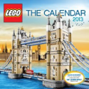 Lego: The Calendar 2013: Amazon.ca: LEGO: Books