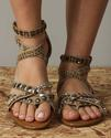 Top 5 Gladiator Sandals for Women - 2014 Best Reviews