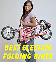 Best ELECTRIC Folding Bikes