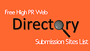 Top 100 High PR Directory Submission Sites List 2019 - Backlinks