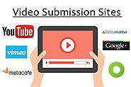 Top 20 High PR Video Submission Websites List 2019 - Backlinks