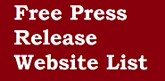 High PR Press Release Submission Websites List 2019 - Backlinks