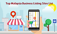 Top 30 Malaysia Business Listing Websites List 2019 - Backlinks
