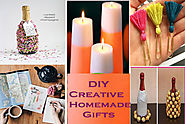 Ideas On How To Make Creative Gifts At Home | Going In Trends