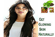 Read Easy Tips On How To Get Glowing Skin Naturally | Going In Trends