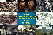 Unveil The Unsolved Mysteries Of India-List Of Top Places | Going In Trends