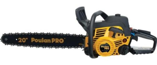 Headline for 20 Best Chainsaws Reviews 2017-2018
