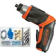 BDKBDCS40BI - BLACK DECKER BDCS40BI 4-Volt Lithium Pivot Screwdriver