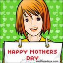 Happy Mothers day HD wallpaper 2014