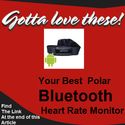 Polar Heart Rate Monitor Information: Top Polar Bluetooth Heart Rate Monitors