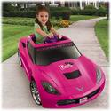 Affordable PINK Power Wheels for Girls from Fisher Price