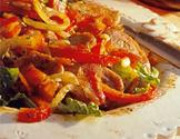 Smoky Mexican Stir Fry - Diabetic Gourmet Magazine - Diabetic Recipe