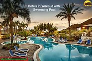 Hotels in Yercaud with Swimming Pool