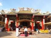 Cycling Adventure in China Town Bangkok Half Day Tour