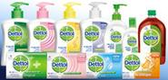 Dettol Shaving Cream | Reckitt Benckiser India
