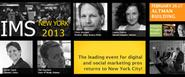 The Premiere Inbound Marketing Conference - IMS NYC 2013