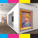 3D Virtual Art Gallery By Esimple