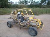 2 Hours Fun Tour ATV Pattaya (Buggy Kart)