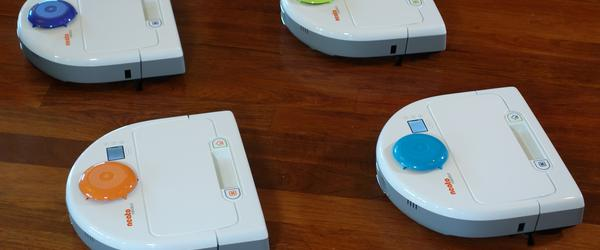 Headline for New Neato BotVac Robot Vacuum Cleaners - Reviews and Consumer Reports