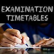 TNDTE diploma Time table Oct 2015 polytechnic exam date