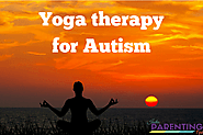 Yoga therapy for Autism | 4 Basic Yoga Poses for Beginners - India Parenting Tips - To deal with common parenting issues