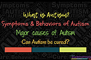 All About Autism | Symptoms, Causes & Cure - India Parenting Tips - To deal with common parenting issues