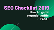 SEO Checklist 2019 – How to grow organic traffic FAST! » Mikkel Danielsen