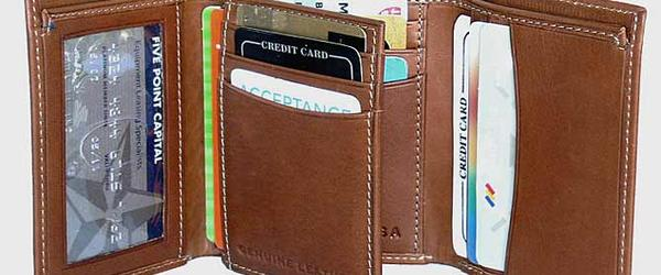 Headline for 20 Best Men's Wallet Buying Guide 2017-2018