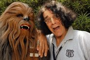 Peter Mayhew as Chewbacca