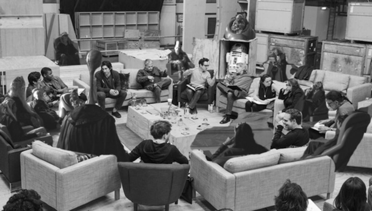 Headline for Who's who of Star Wars Episode VII