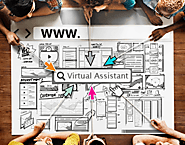 Create a Virtual Assistant Website that will Drive Traffic (free downloads)