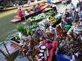 Damnernsaduak Floating Market Join Tour