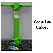 George J. Marshall, Inc. - Plastic Beach Umbrella Anchor - 1 Unit (Color: Assorted)