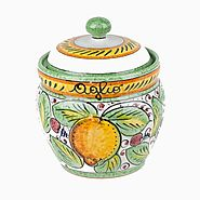 Best Garlic Keeper | Terracotta-Potte...