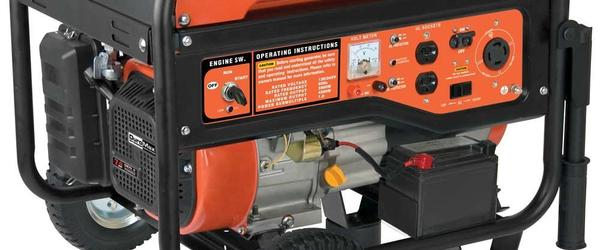 Headline for Top 30 Best Portable Generator Reviews 2018-2019