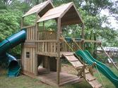 5 Best Wooden Swing Sets - 2014 Top Picks for Kids This Summer